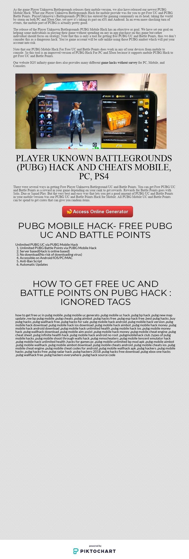 Pubg uc hack | PUBG Mobile UC and BP Hack  2019-03-12