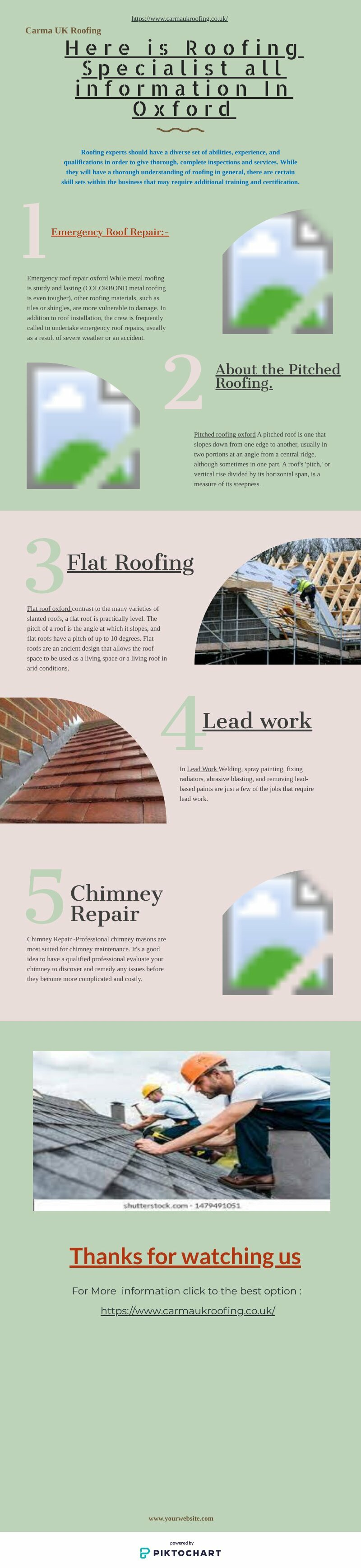 Roofing Specialist In Oxford