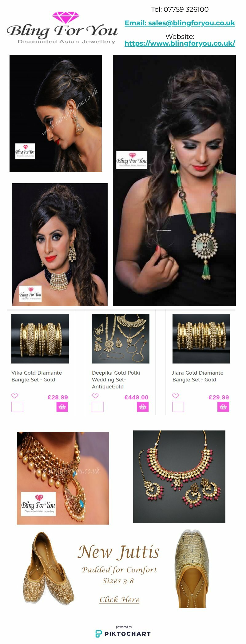 Avail Beautiful Asian wedding jewelry set UK In your Budget