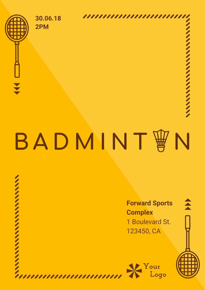 Team Activity: Badminton