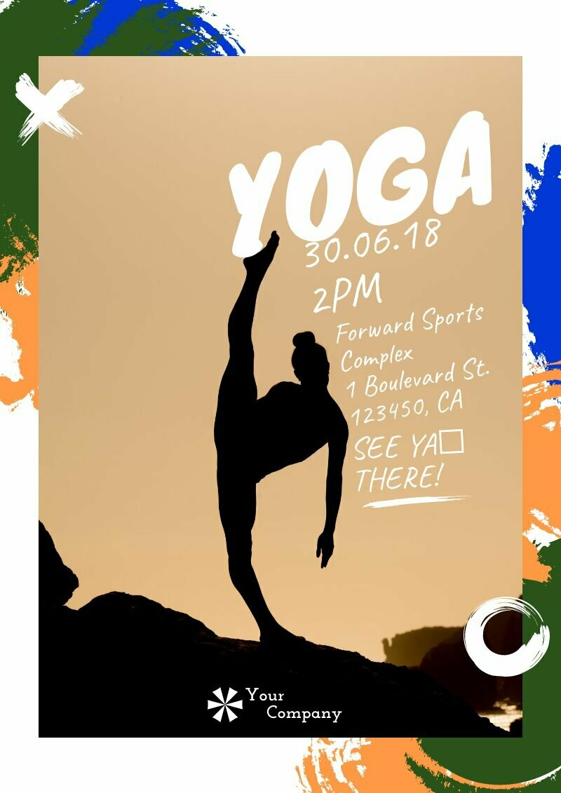 Team Activity: Yoga