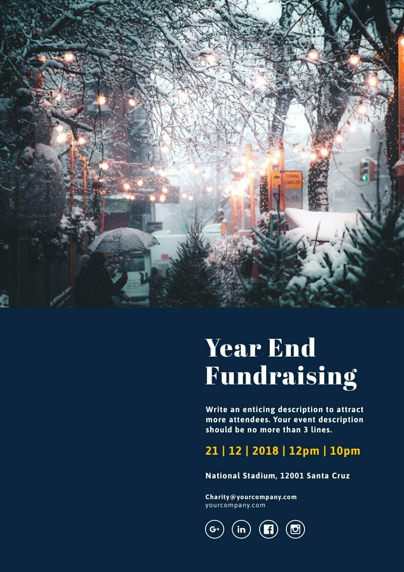 Year End Fundraising