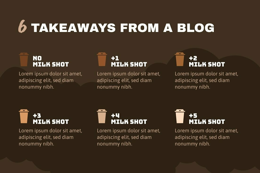 Takeaways LinkedIn Post
