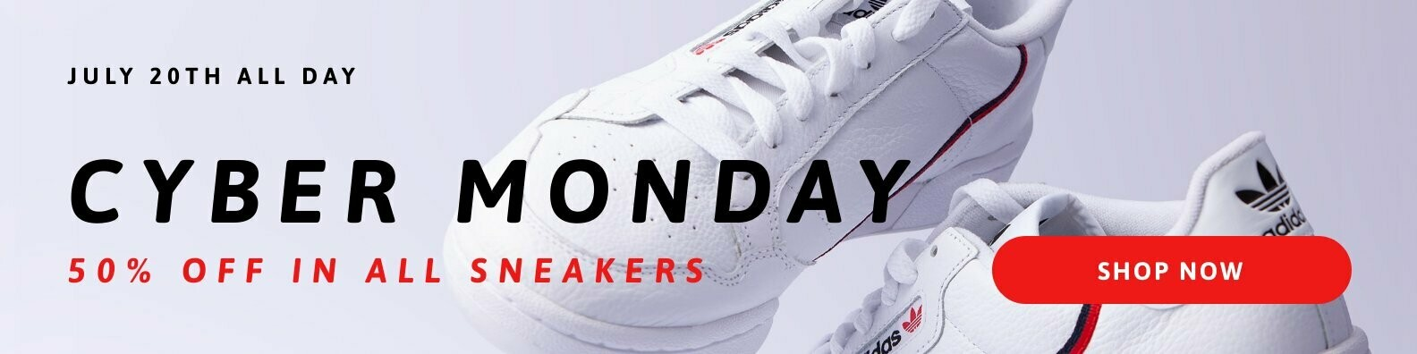 Cyber Monday Promo LinkedIn Header