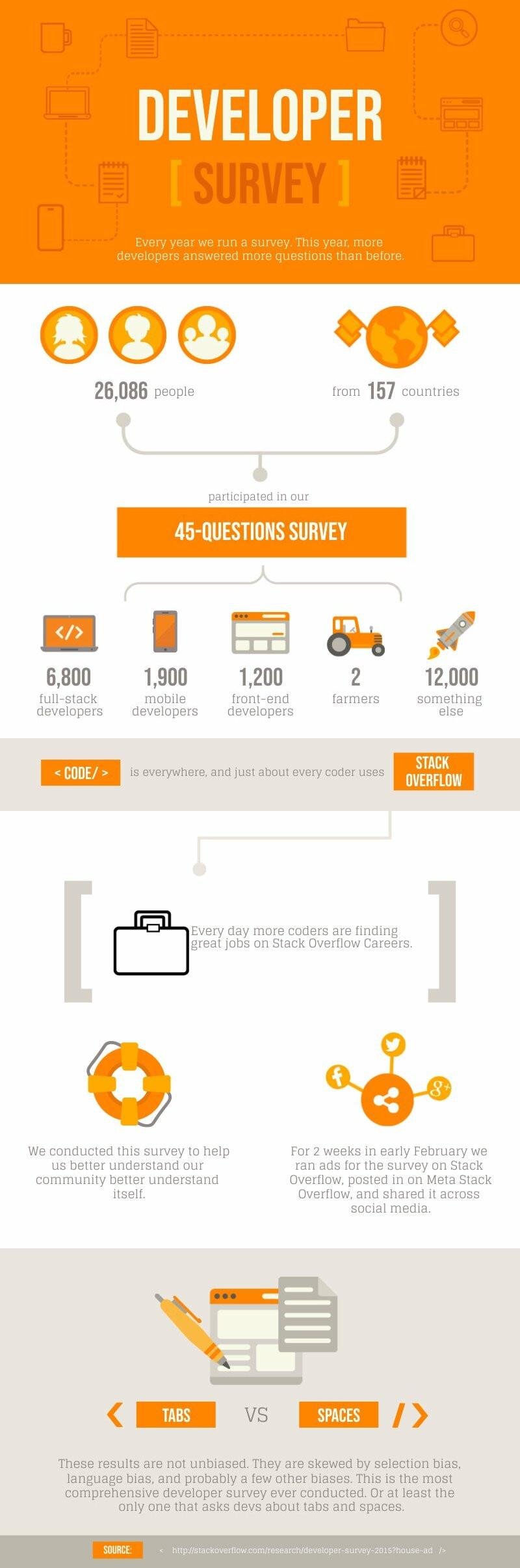 Developer Survey Report