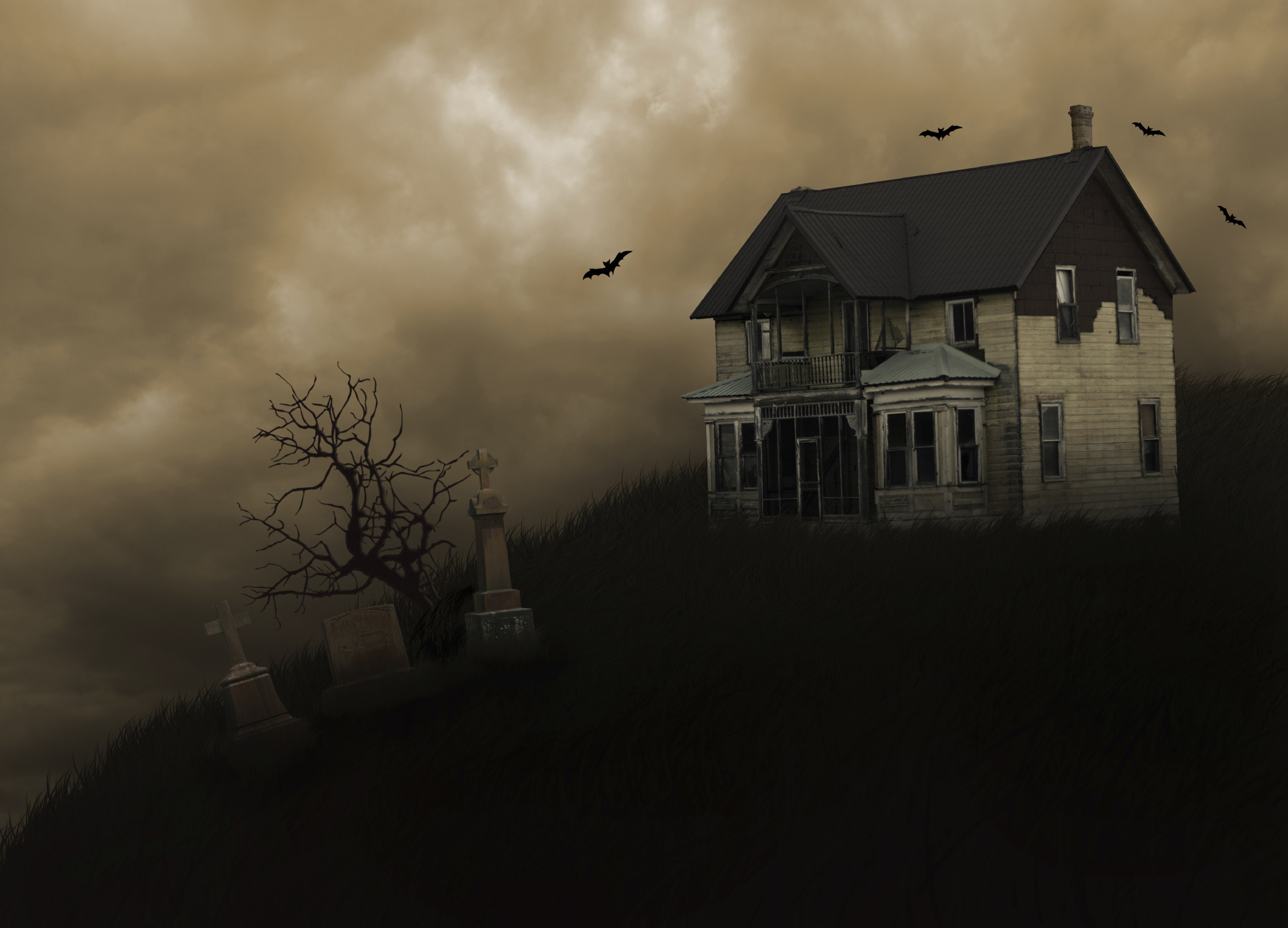 haunted houses, halloween attractions in oklahoma