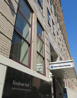 This is an image of Kaufman Hall