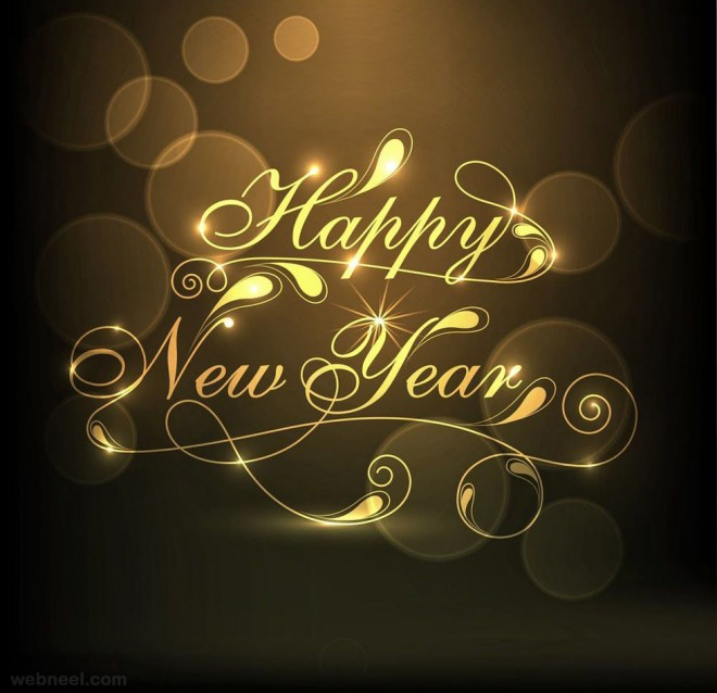 nights will be dark but days will be light wish your life to be always bright happy new year