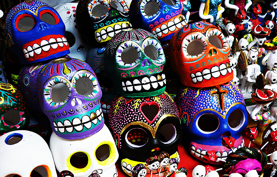 Halloween And Dia De Los Muertos Piktochart Visual Editor