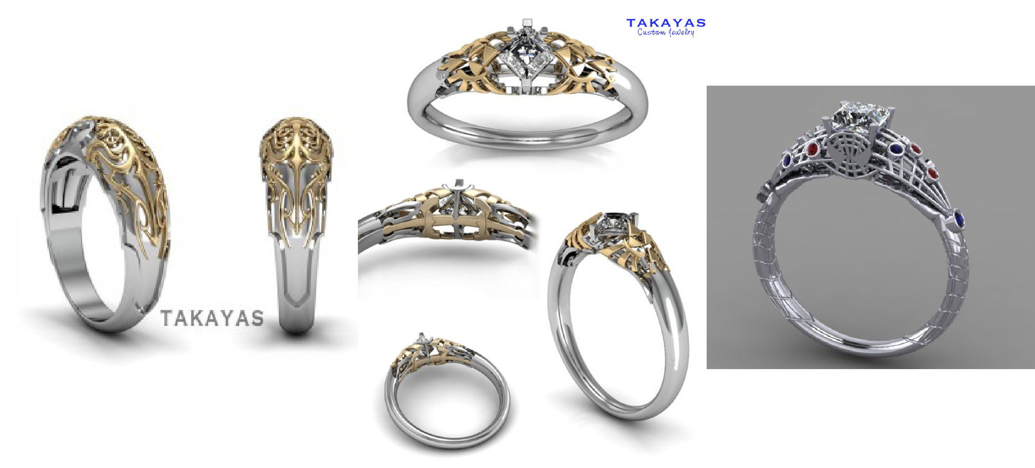 triforce parsec jewelry is geeky making true come geek dr who rings takayas custom and dreams wedding