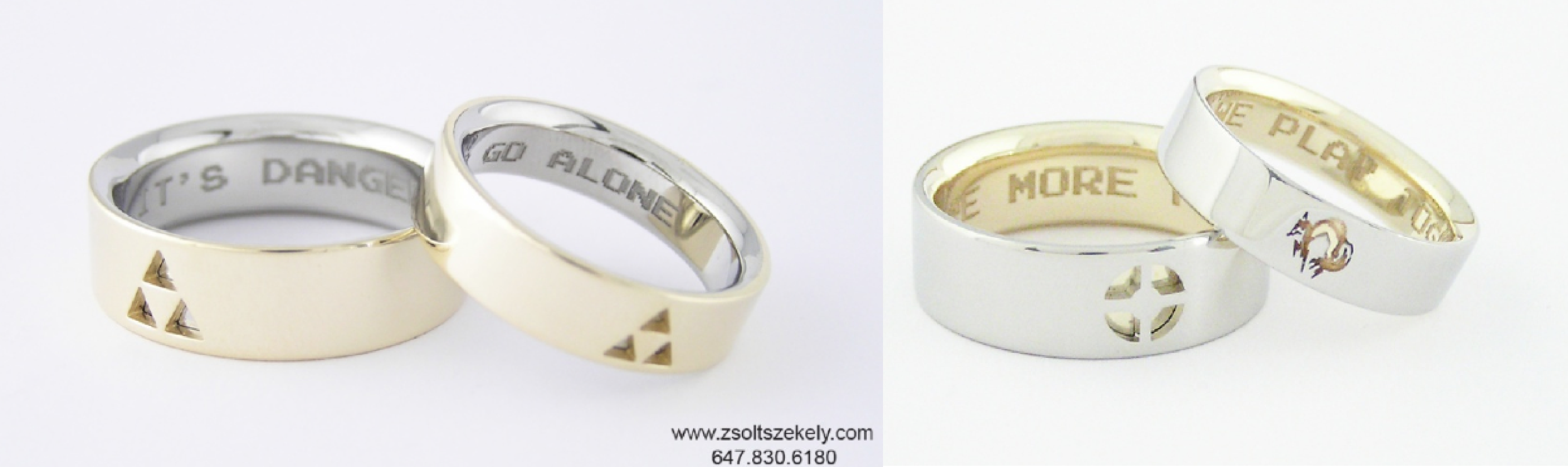 crazy weird geeky ring rings and wedding nerdy of togeteher com bolt nut bands with mens patsveg
