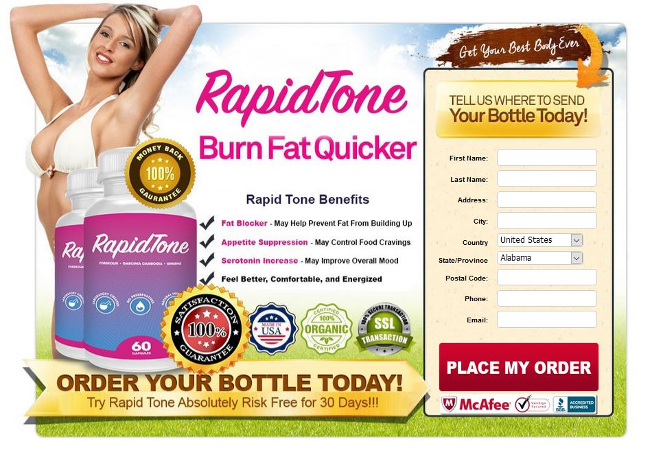 rapid tone weight loss