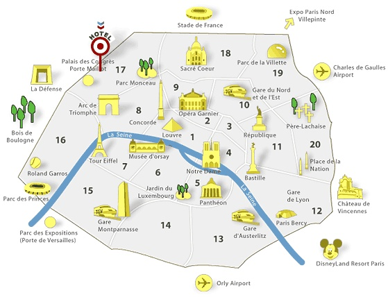 City Travel Guides Best Paris Travel Guide Tips Map Things To Do - Paris things to do map